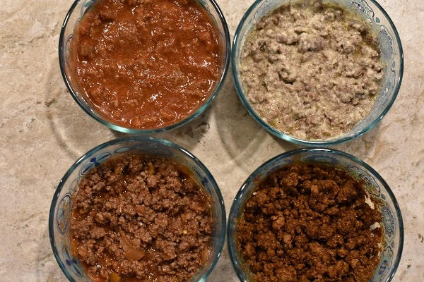 Ground Beef Keto Meal Prep