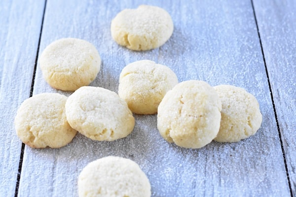 Keto Sugar Cookies