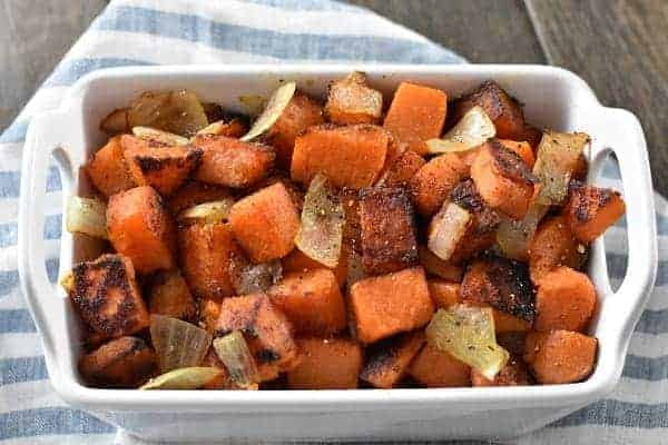 paleo gluten free sweet potato casserole