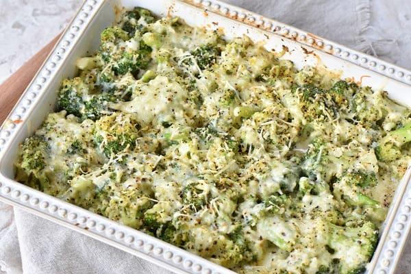 Keto Broccoli Casserole