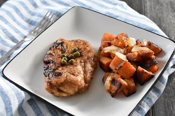 Gluten Free Chicken Piccata