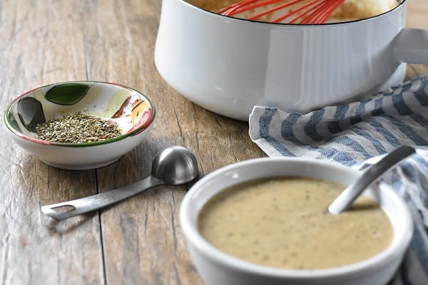 Peppered Keto Gravy