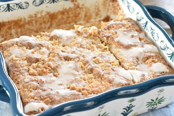 Almond Paleo Coffee Cake