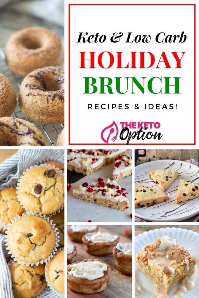 Keto & Low Carb Holiday Brunch