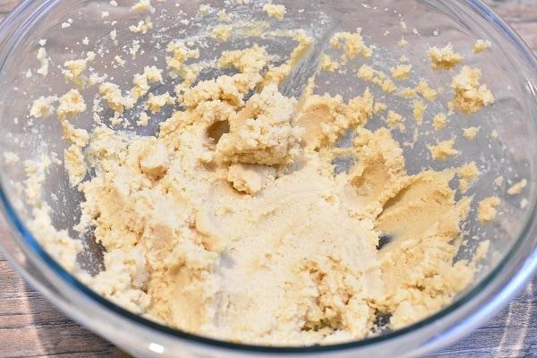 Keto Butter Glaze Cookies Ingredients
