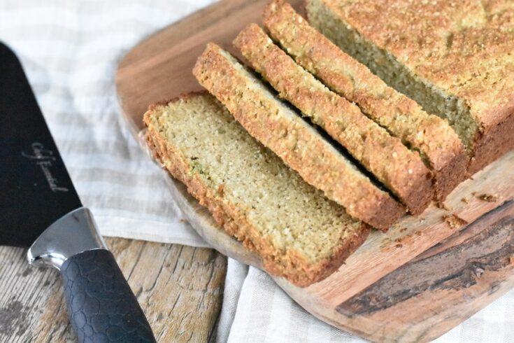 Paleo Hemp Bread