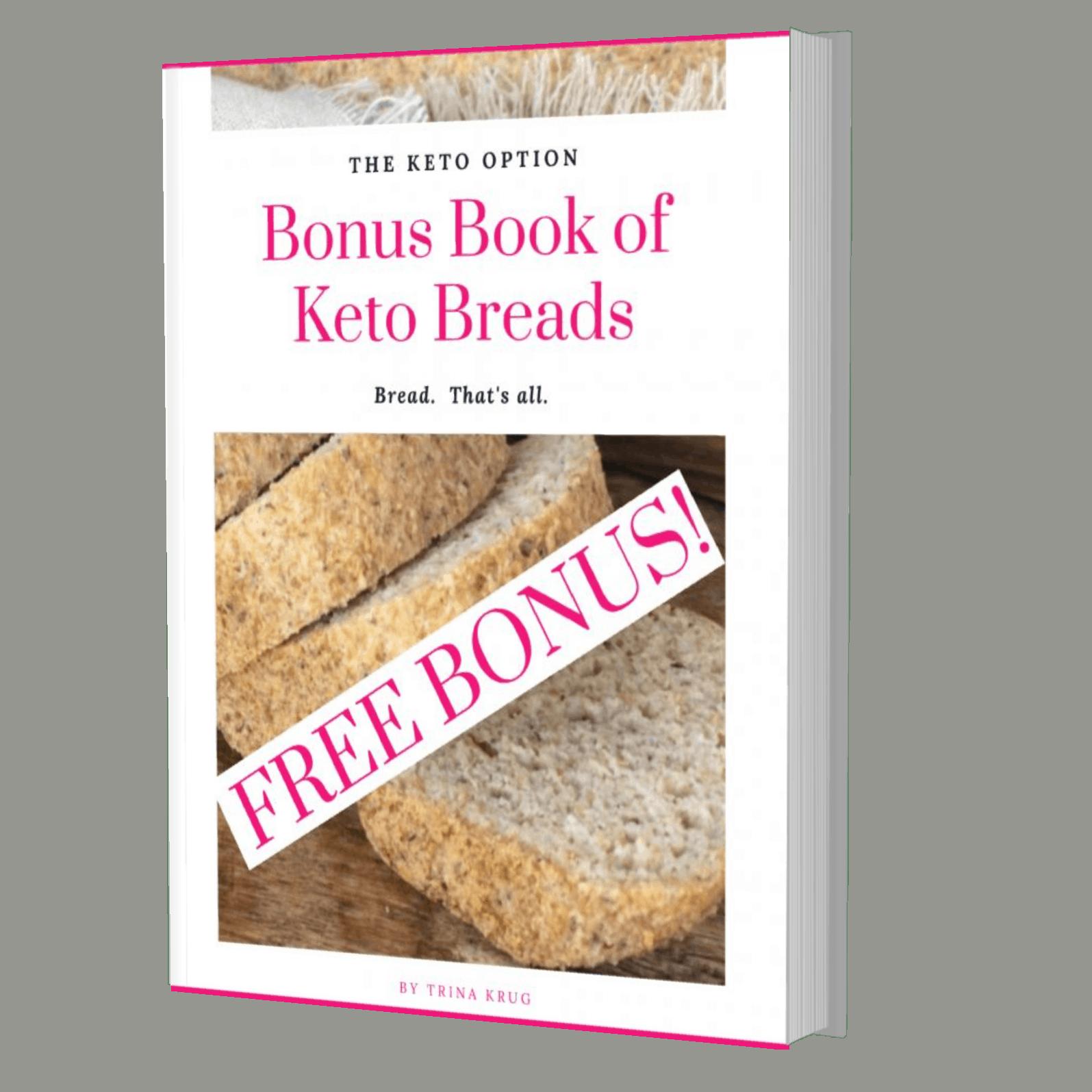 keto breads mockup