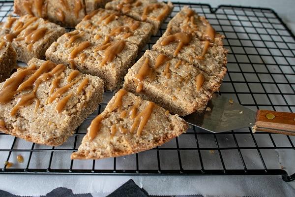 Gluten Free Peanut Butter Bars