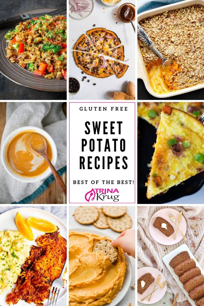 Gluten Free Sweet Potato Recipes