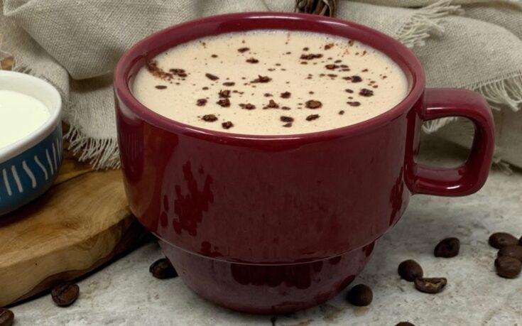 Chocolate Keto Bulletproof Coffee