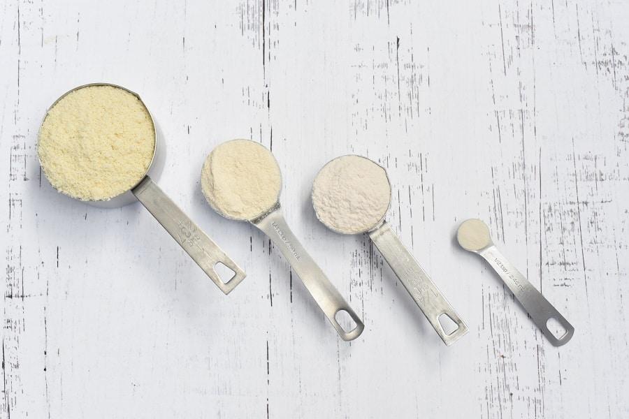 Keto Flour Ingredients