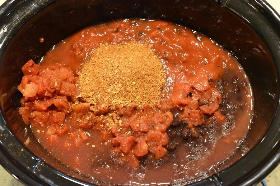 Gluten Free Chili Ingredients