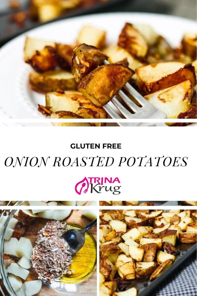 Gluten Free Roasted Potatoes