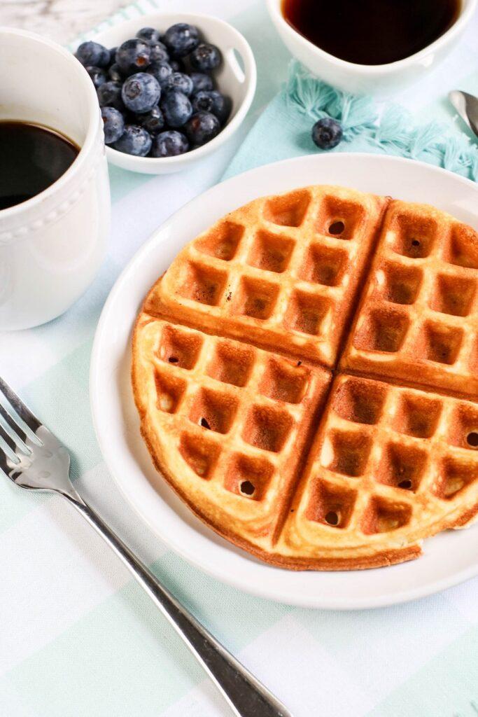 Low Carb Waffles