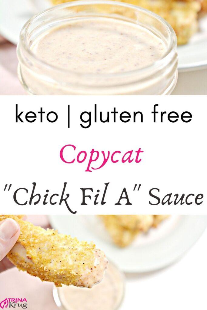 Keto Chick Fil A Sauce