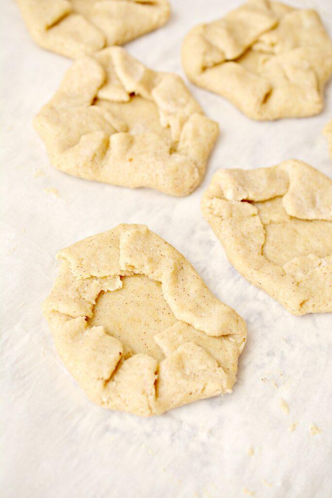 Keto Cheese Danish Dough