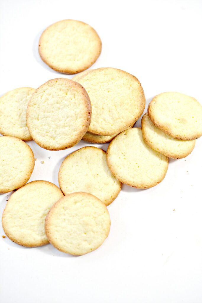 Keto Cream Puff Wafers