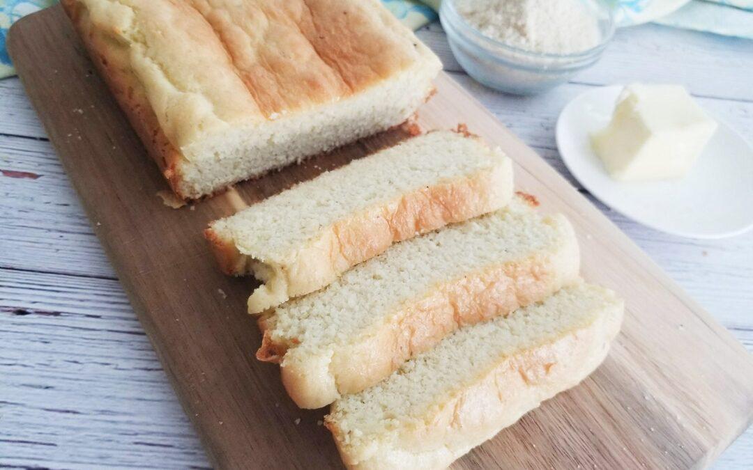 Low Carb Keto White Bread