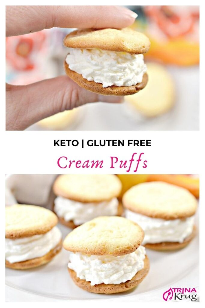 Keto Cream Puffs