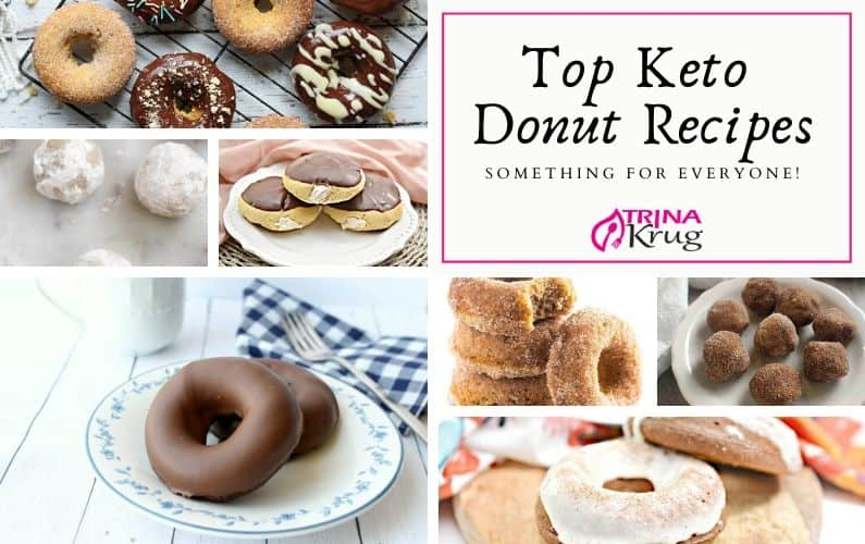Top Keto Donut Recipes