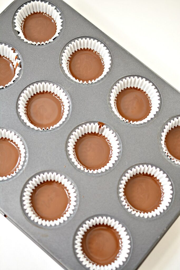 Keto Peanut Butter Cups Ingredients