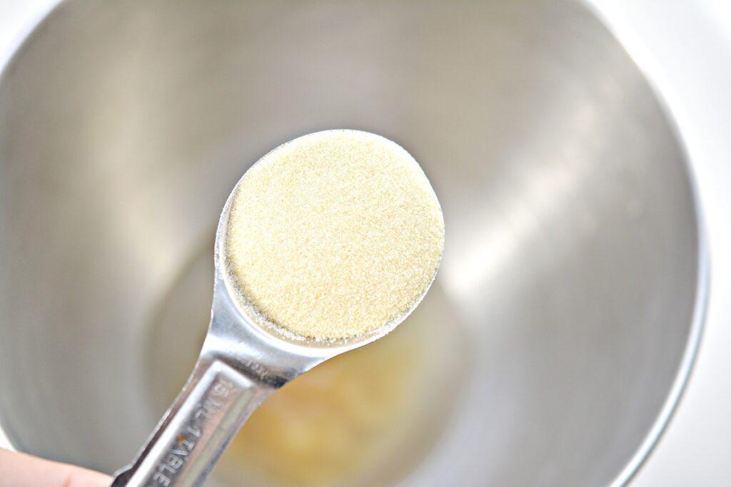 Keto Marshmallow Ingredients