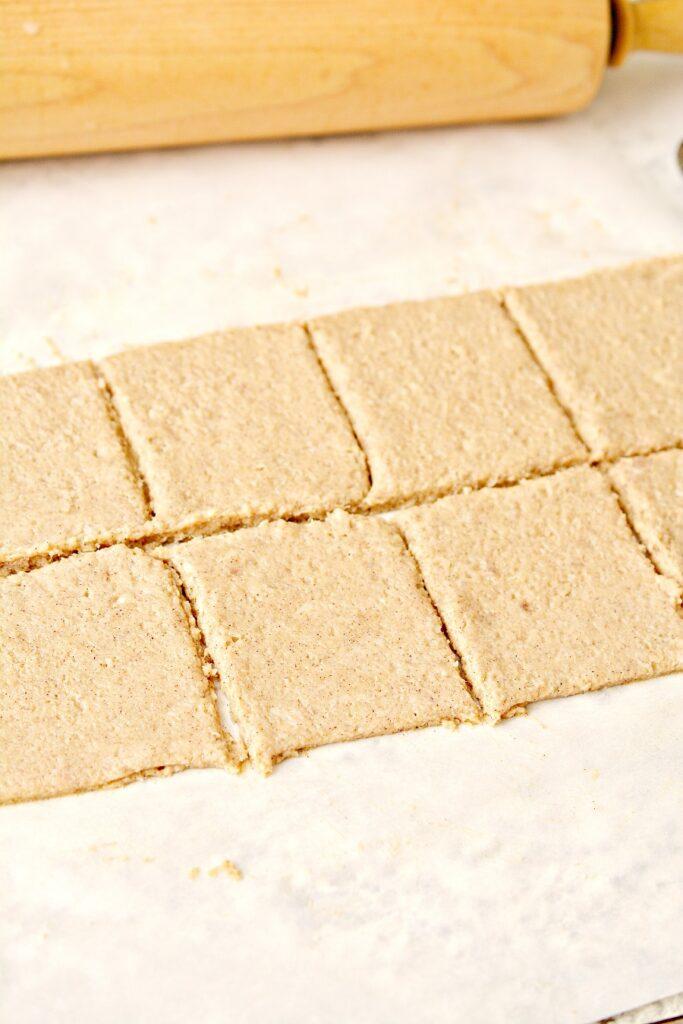 Keto Graham Crackers Ingredients