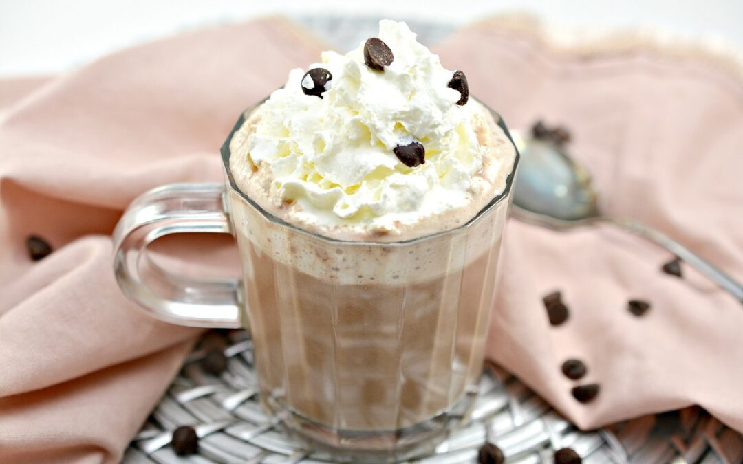 Keto Spiked Hot Chocolate