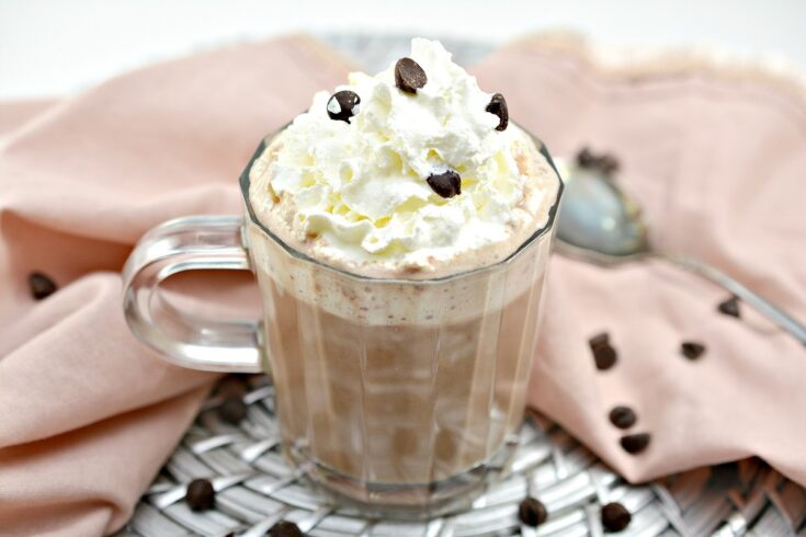 Spiked Keto Hot Chocolate