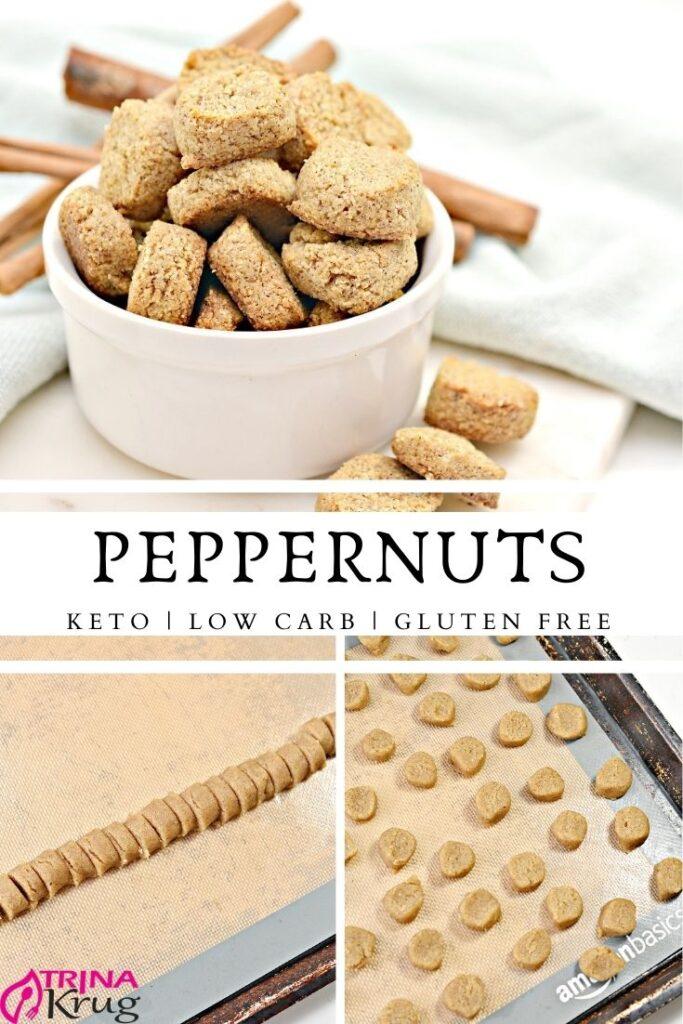 Keto Peppernuts