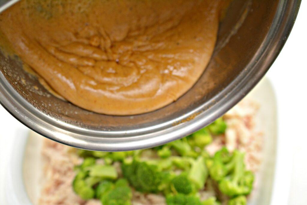 Dorito Chicken Casserole Ingredients
