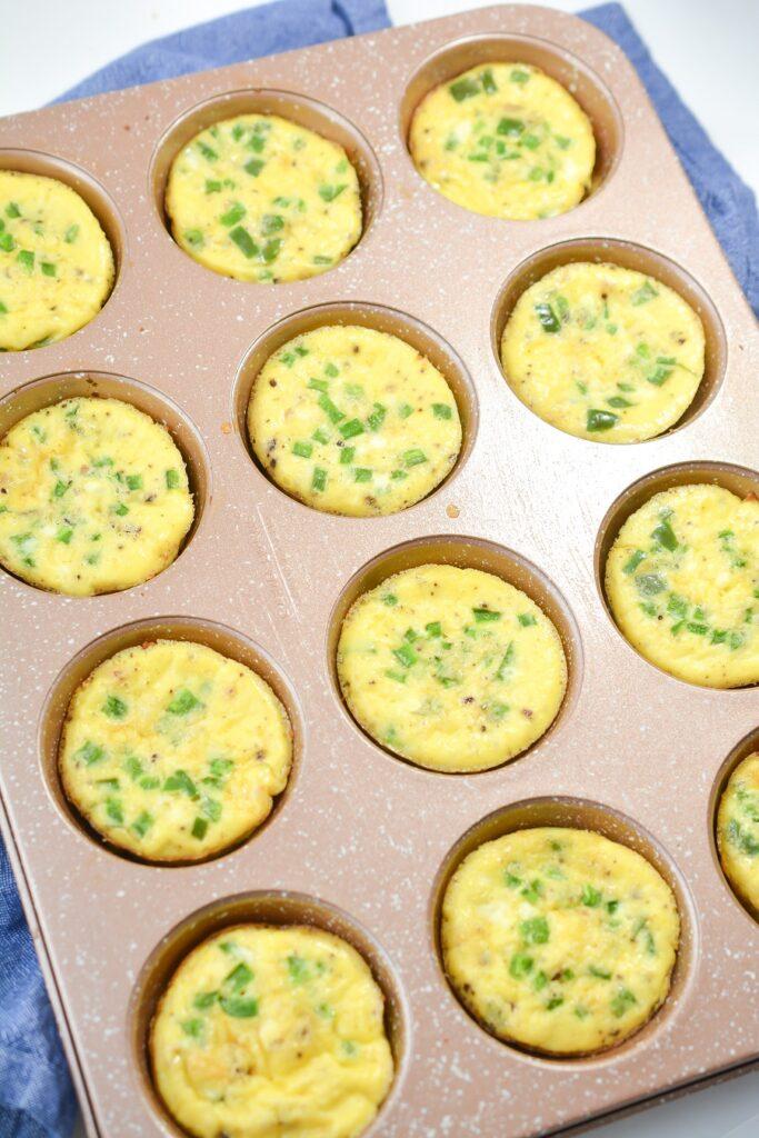 Keto Jalapeno Popper Egg Cups