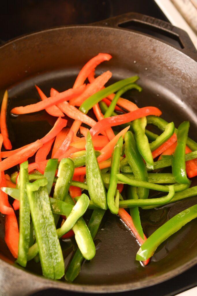 Vegan Thai Curry Ingredients