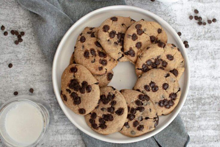 White Bean Cookies