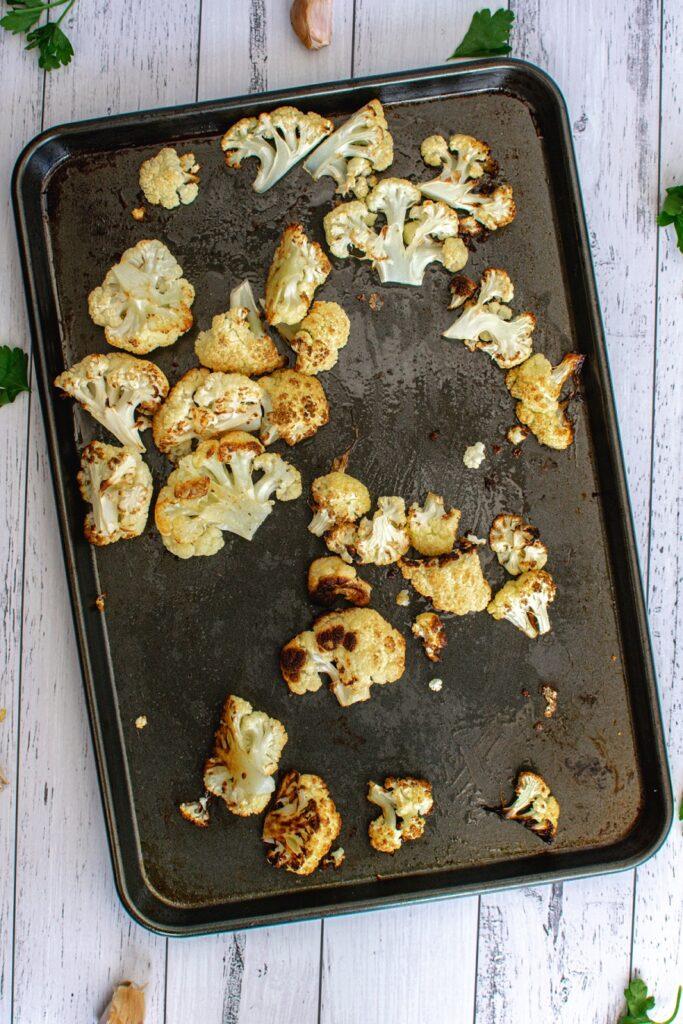 How to Make Vegan Cauliflower Wings