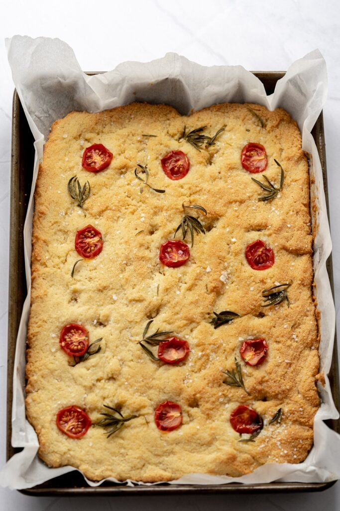 How to Make Keto Focaccia