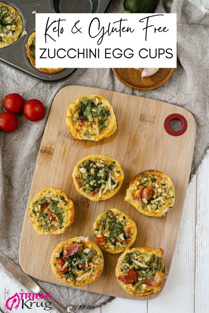 Keto Zucchini Egg Cups