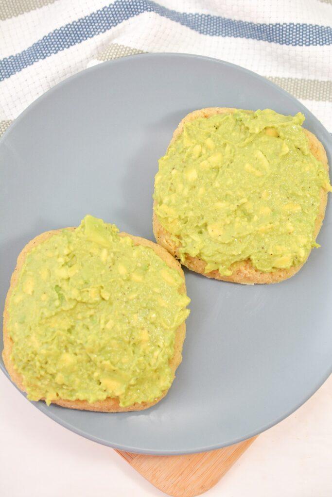 How to Make Keto Avocado Toast