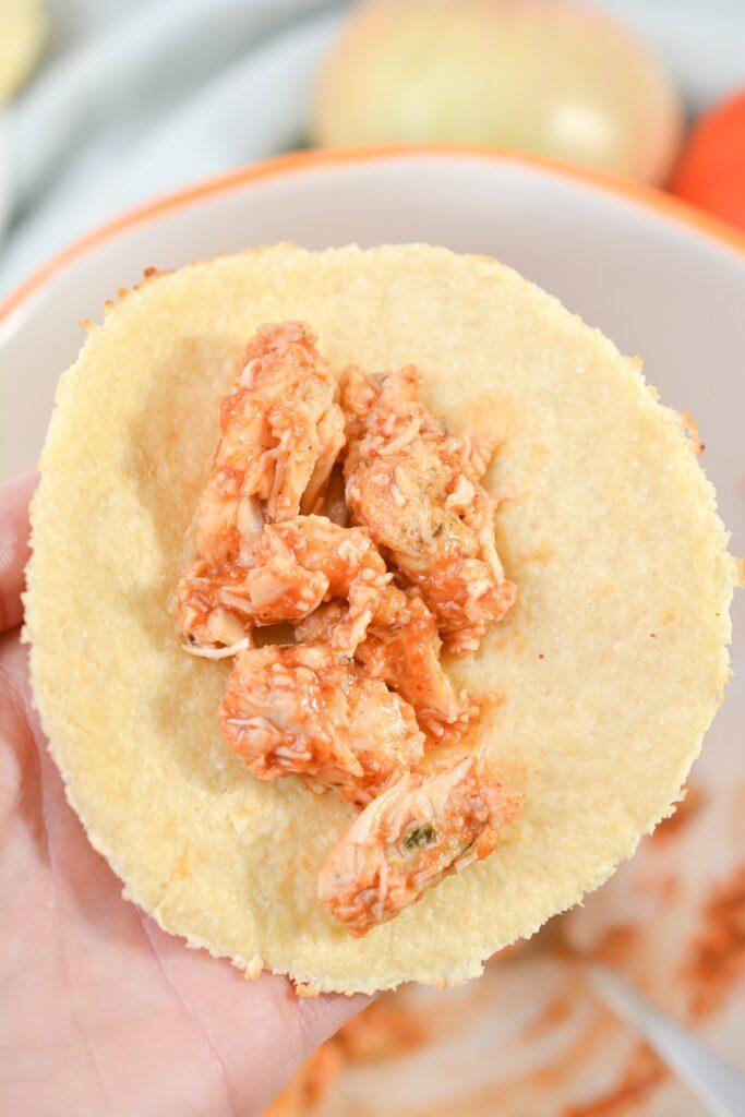 How to Make Keto Enchiladas