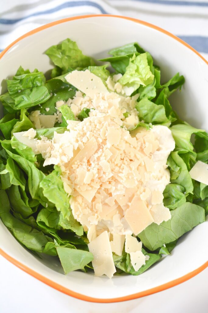 How to Make Keto Caesar Salad