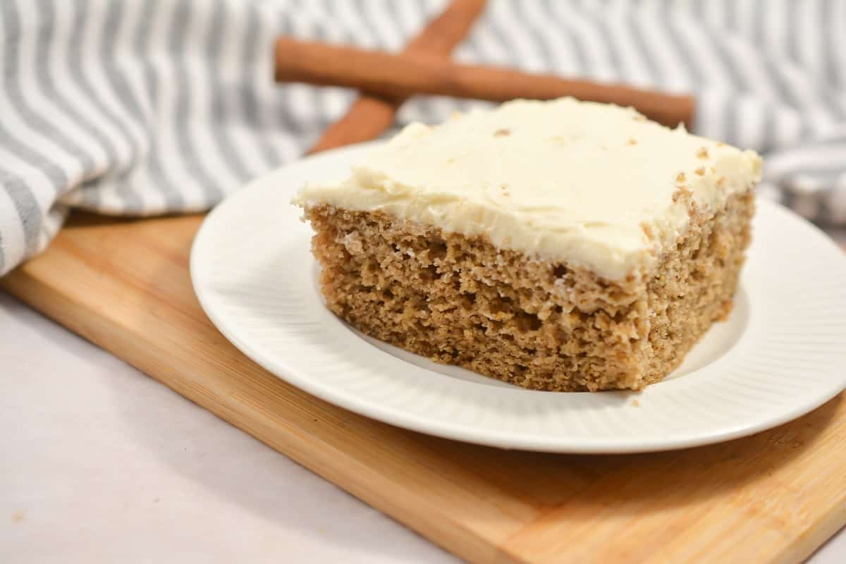 Keto Spice Cake