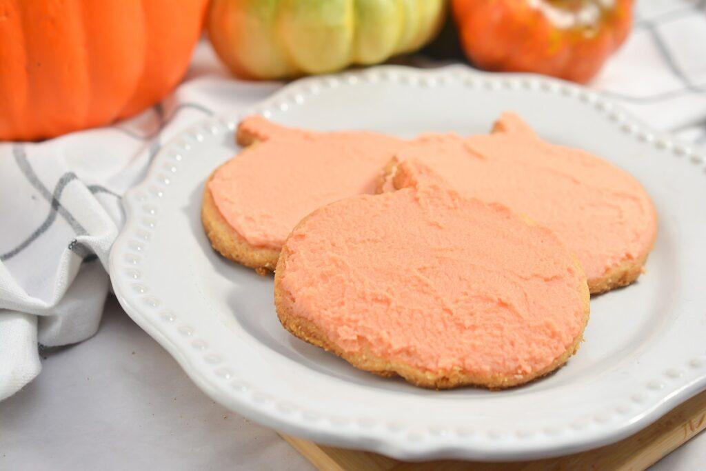 Keto Pumpkin Cookies