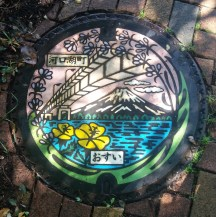 Another splendid man-hole cover