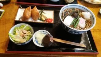 Inari are top left