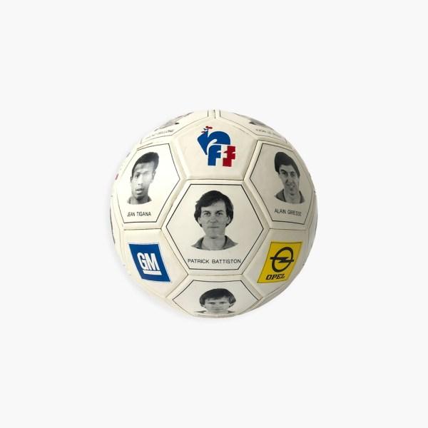 Ballon Opel Coupe du monde 1986
