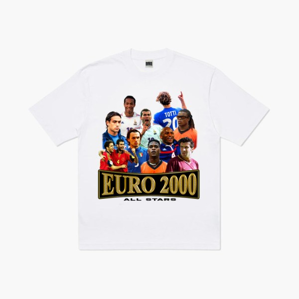 T-shirt Euro 2000 All Stars - Retro Football Gang