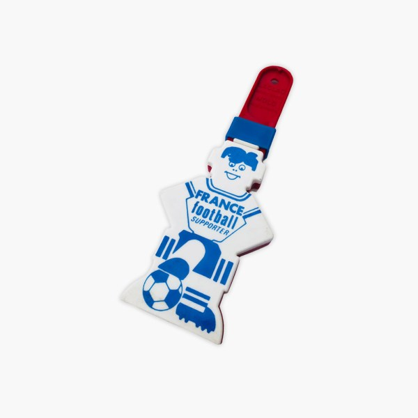 Tap-tap supporter France football - Coupe du monde 1982