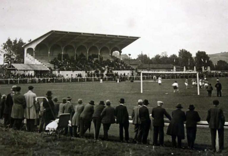 Histoire du stade Geoffroy-Guichard