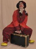 Geburtstag mit Clown Trine