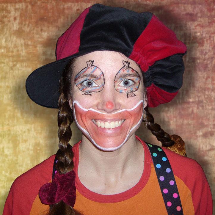 Favicon Clown Trine